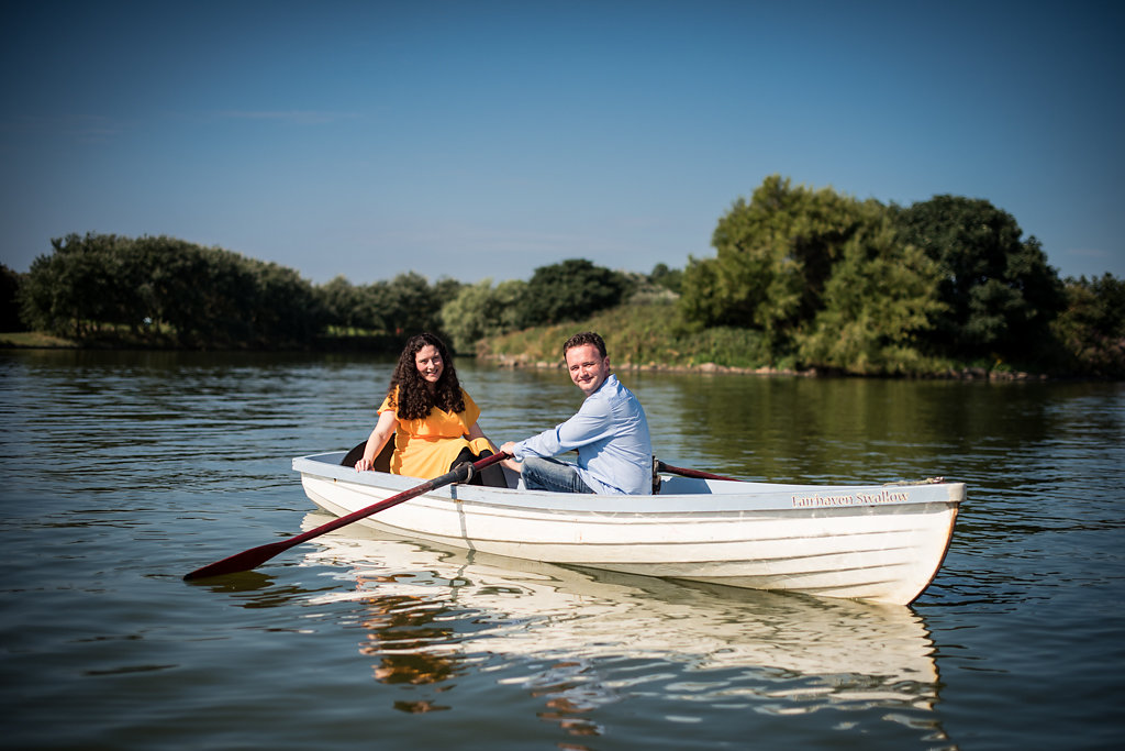 Emily & James - Pre Wedding